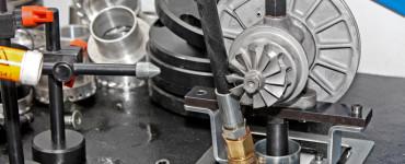 Części zamienne do turbosprężarek